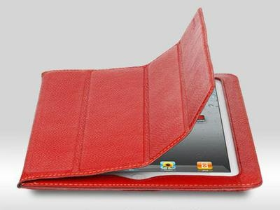 Yoobao iSmart leather case for iPad 2/3/4 - 4