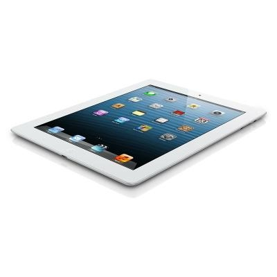 Apple iPad 4 Wi-Fi 32 GB White MD514 - 1