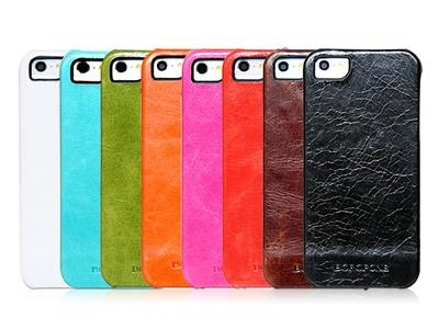 Borofone General leather cover case for iPhone 5 - 2