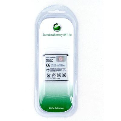 Аккумулятор Sony Ericsson BST-38 - 1
