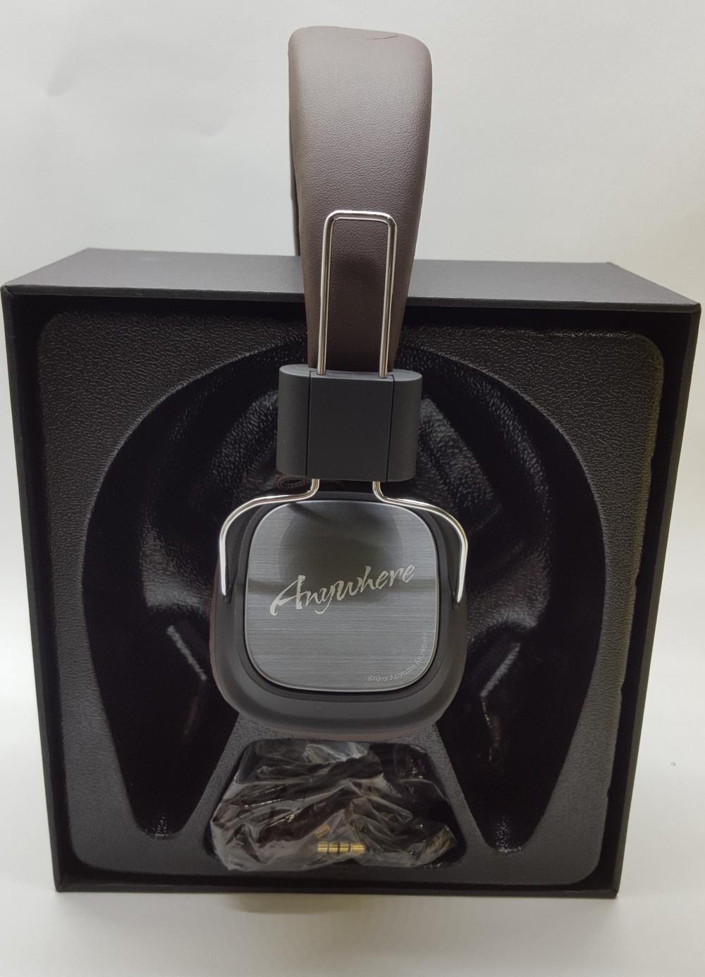 Наушники Гарнитура REMAX RM-100H с микрофоном+пульт управления для контента - 3