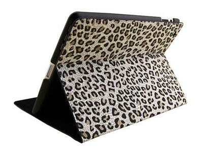 HOCO Leopard pattern case for iPad 2/3/4 - 5