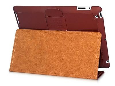 HOCO Real leather case for iPad 2/3/4 - 1