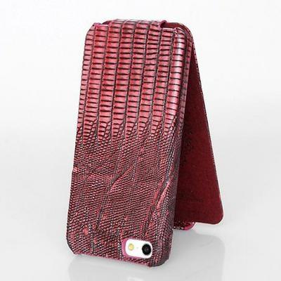 Borofone Lizard flip leather case for iPhone 5 - 2