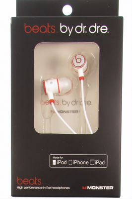 НАУШНИКИ MP3 DR. DRE IBEATS - 2