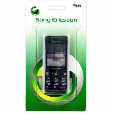 Корпус Sony Ericsson W660 - 1
