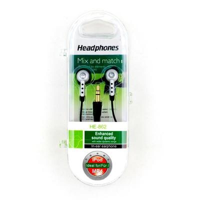 MP3 Наушники MZS (HE-862) - 1