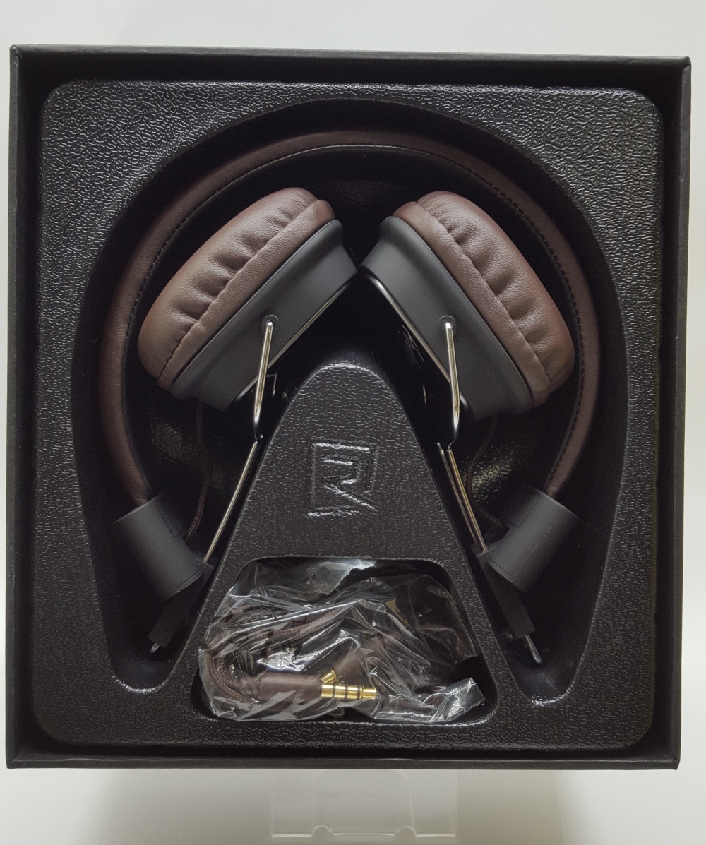 Наушники Гарнитура REMAX RM-100H с микрофоном+пульт управления для контента - 2