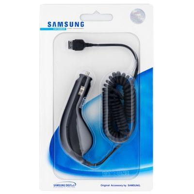 Автомобильное зарядное устройство Samsung ATADSD20C - 1