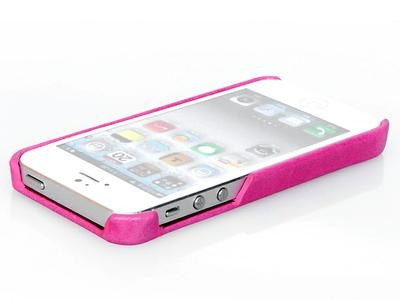 Borofone General leather cover case for iPhone 5 - 5