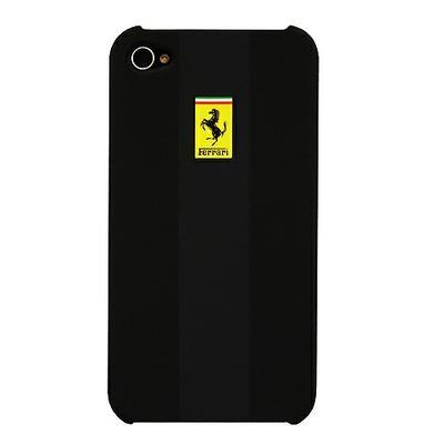 Ferrari GTR Rubber Touch back cover for iPhone 4 - 2