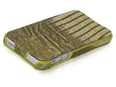 Borofone Lizard flip leather case for iPhone 5 - 3