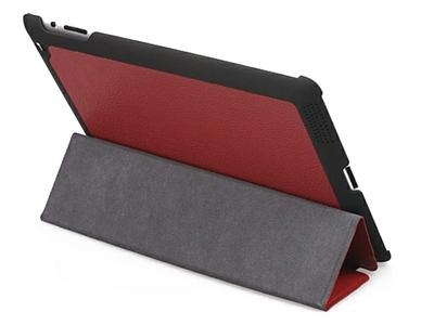 Yoobao iSlim leather case for iPad 2/3/4 - 1