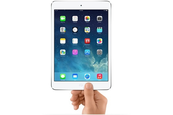 Apple iPad mini with Retina display Wi-Fi + LTE 128GB Silver - 2