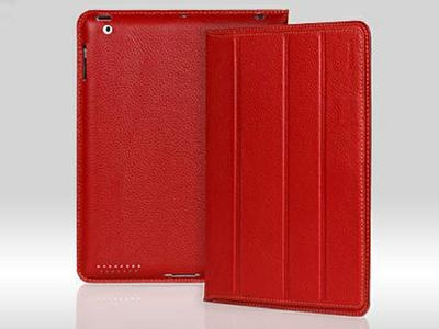Yoobao iSmart leather case for iPad 2/3/4 - 2