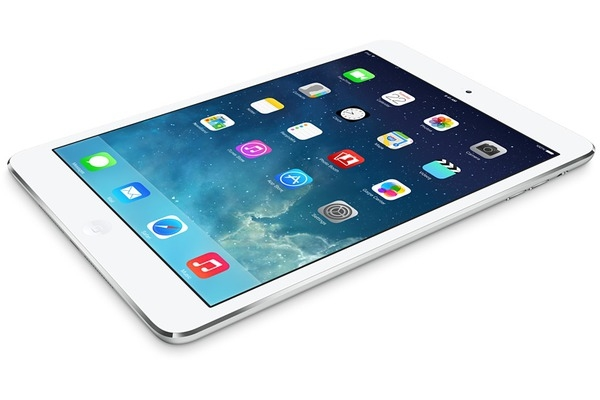 Apple iPad mini with Retina display Wi-Fi + LTE 128GB Silver - 1