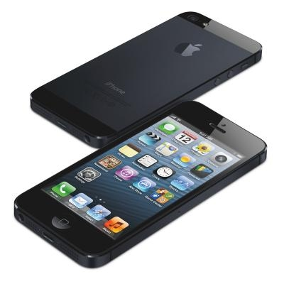 Apple iPhone 5 16GB Black - 2
