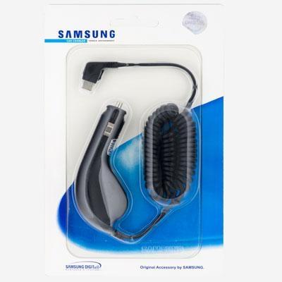 Автомобильное зарядное устройство Samsung CAD300MBE - 1