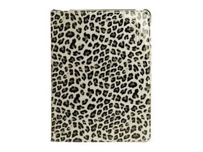 HOCO Leopard pattern case for iPad 2/3/4 - 1