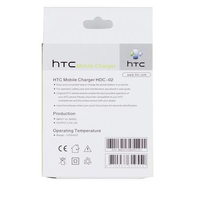 Автомобильное зарядное устройство HTC HDC 02 - 2