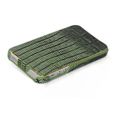Borofone Lizard flip leather case for iPhone 5 - 5