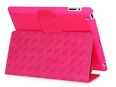 HOCO Real leather case for iPad 2/3/4 - 4