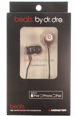 НАУШНИКИ MP3 DR. DRE IBEATS - 1