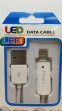 "USB Кабель ""LED"" Lightning для iPhone 5/5c/5s/6/6+/6s/6s+ - 1"