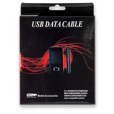 USB кабель LG