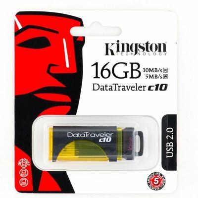USB Flash Kingston DataTraveler c10 16GB
