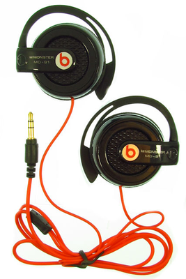 Наушники MP3 Monster Dr.DRE MD91