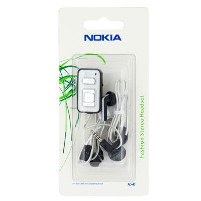 Гарнитура Hi-Fi Nokia HS-45 AD-43