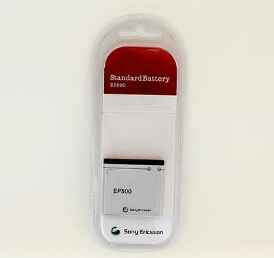 Аккумулятор Sony Ericsson EP-500