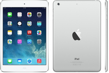 Apple iPad mini with Retina display Wi-Fi + LTE 128GB Silver