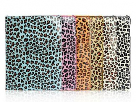 HOCO Leopard pattern case for iPad 2/3/4
