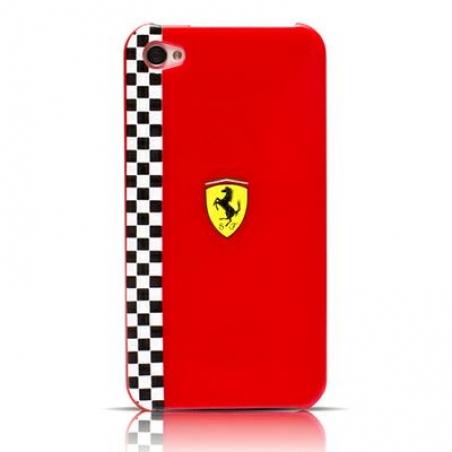 Ferrari Formula 1 back cover for iPhone 4