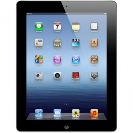 Apple iPad 4 Wi-Fi + LTE 16 GB Black