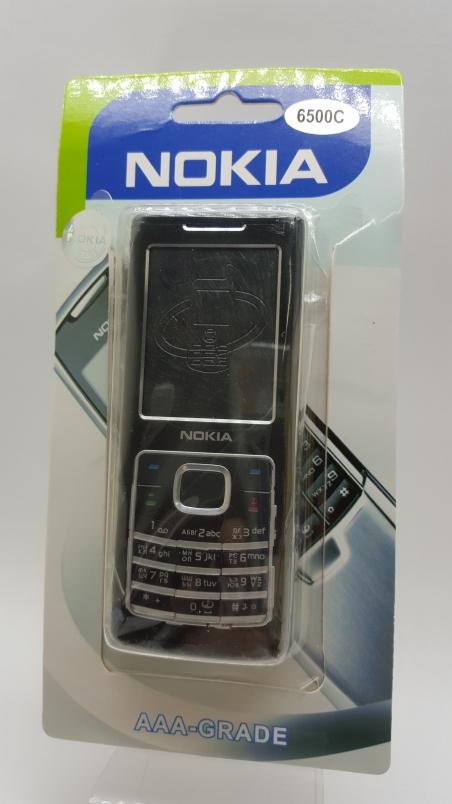 Корпус Nokia 6500 classic черный
