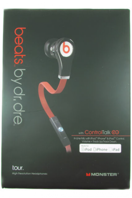 НАУШНИКИ ORIGINAL Dr. Dre Tour ControlTalk