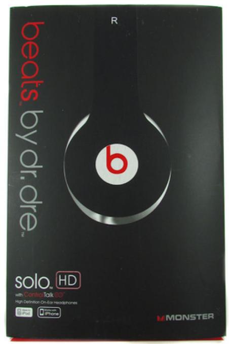 НАУШНИКИ MP3 DR. DRE SOLO(HD)