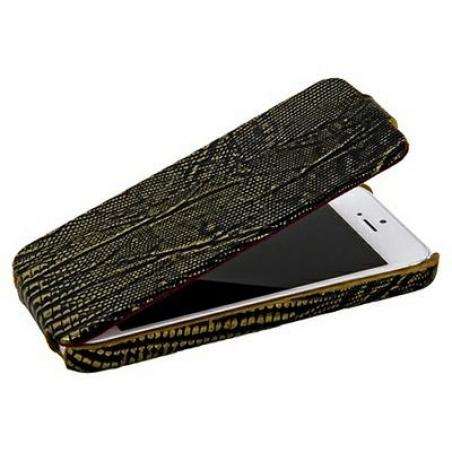 Borofone Lizard flip leather case for iPhone 5
