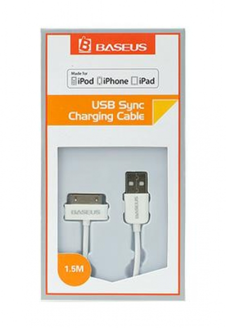 USB Кабель BASEUS for Iphone 4