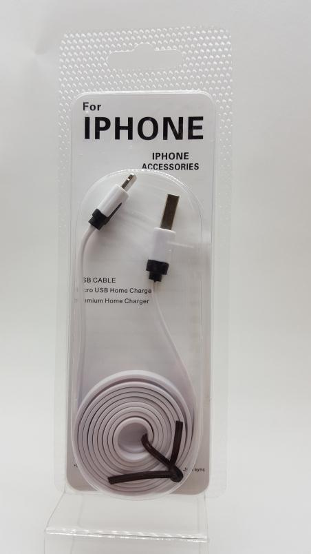 USB Кабель Lightning для iPhone 5/5c/5s/6/6+/6s/6s+