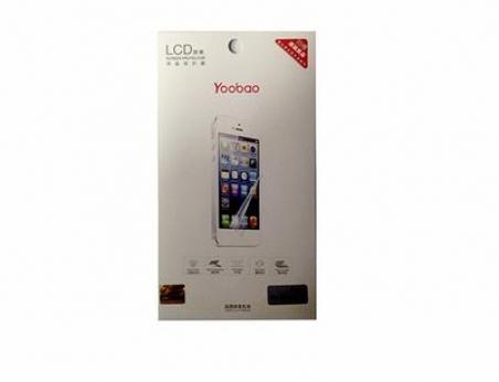 Защитная пленка для iPhone 5 Yoobao (матовая)