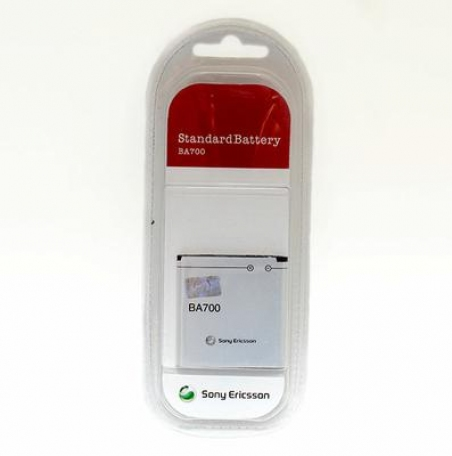 Аккумулятор Sony Ericsson BA-700