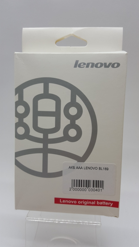 Аккумулятор Li-ion Lenovo A789/P70/S560 (BL169) Батарея 2000mAh (BML6364)