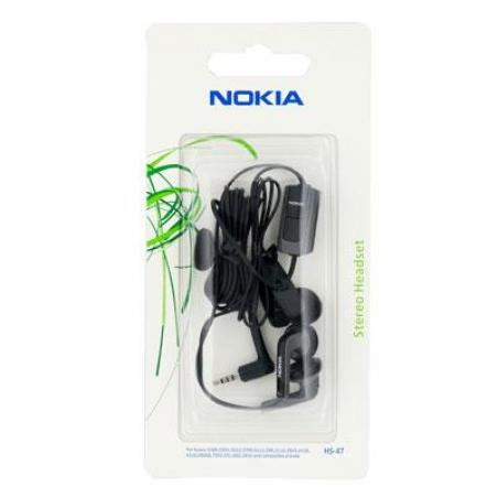 Гарнитура Hi-Fi Nokia HS-47 AD-53