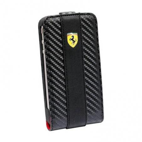 Ferrari Challenge flip case for iPhone 4