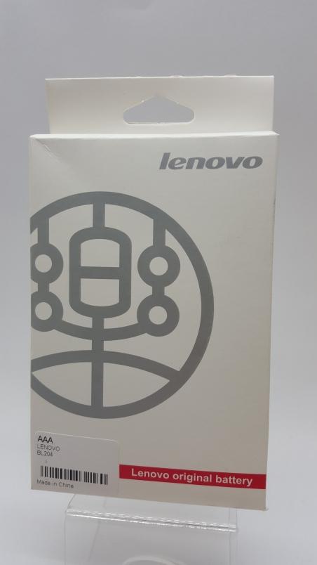 Аккумулятор Li-ion Lenovo A680/A586/S696 (BL204) Батарея 1700mAh (BML6365)