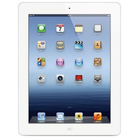 Apple iPad 4 Wi-Fi 32 GB White MD514